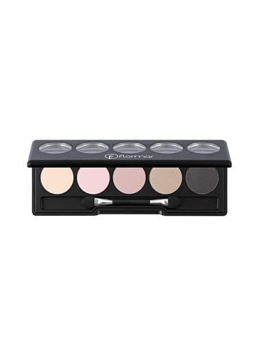 Flormar Colour Eyeshadow Palette 08 Renkli